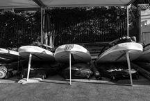 B&W Backstage Windsurf World Festival 2015 / Breve backstage della manifestazione di carattere internazionale tenutasi a Mondello (Palermo)