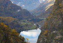 Noruega en Otoño. Autumn in Norway / Fotos de Otoño en Noruega. .Autumn in Norway