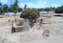 Obras do Summer Ville - Dezembro 2014 /  Confira as imagens das obras do Summer Ville do mês de Dezembro de 2014.