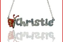 Children's Jewelry / Cute ideas for the little ones to wear. We have monogrammed children's jewelry.