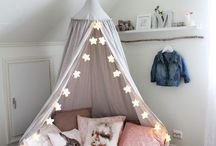 Ella's bedroom / by Jessica