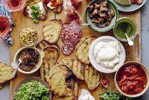 mezze platters
