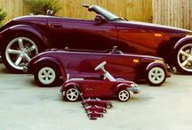 Cars & Motorcycles / by Sarah Mercher
