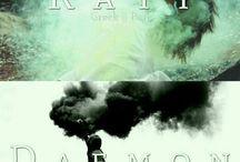 Katy &Daemon❤️❤️❤️