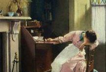 Libros de la Cápsula / Novelas que tienen sus años y que han significado mucho en los inicios de la Literatura Romántica