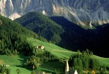 Extraordinary Beautiful Place's in Italy .