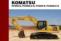 Service Manual Komatsu / Service Manual Komatsu