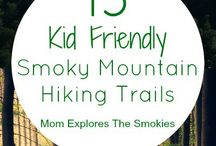 Gatlinburg Vacation (Smoky Mountain Vacation) / Vacation ideas for Gatlinburg TN and the Smoky Mountains