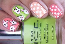 Fun for All Nails: Easter