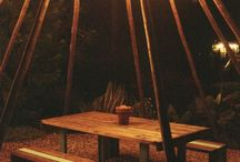 backyard / by heather // luminous grey