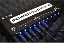 Guitar Effect Power Supplies