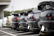 Japanese sports cars / Collectible future cars