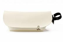 Messenger bags - White