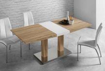 TABLES EXTENSIBLES / Des idées et des propositions pour décorer et meubler les salles à manger et les salons avec des pratiques tables extensibles. Décoration Beltran, votre boutique de décoration online