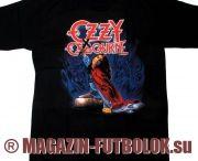 Футболки Ozzy Osbourne