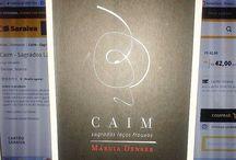 Caim Sagrados Laços Frouxos / Livro - Caim Sagrados Laços Frouxos, de Márcia Denser. Nas livrarias em média R$40 aqui no Sebo do Lanati por R$25 Livro novo.