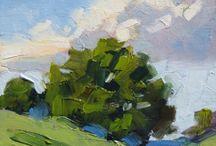 Lanscape painters