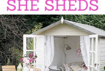 The church shed