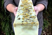 Natural Beauty (soap & lotions)