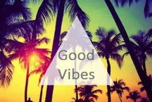 Bringing only good vibes