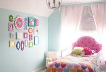 Indi big girl room ideas