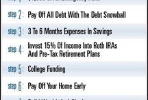 saving money tips! / by Vivian Reynolds