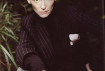 iconic people- tilda swinton