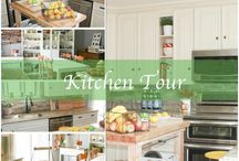 My Kitchen Renovation Before and After Tour Reveal / by ingrid elizabeth