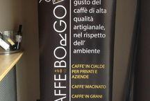 Il Nostro lavoro quotidiano / Come nasce il caffè del borgo.