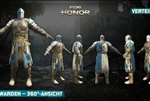 For Honor Cosplay Guide / Offizieller Cosplay Guide