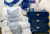 Blue and White / Decor