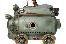 Steampunk / Inspiration.