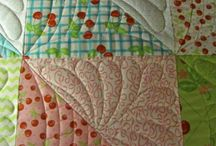 Sharon's quilt board