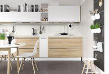 Nasze noe mieszkanie - Kuchnia