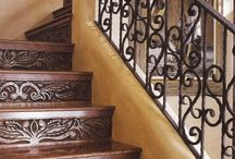 Stairs & Railing / by Demejico Inc
