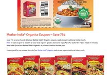 Healthy $avings! / Money saving coupons for healthy, organic foods.