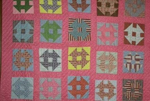 Civil War Era Quilts / These are quilts from the era of the Civil War and earlier. / by Country Creations Antiques