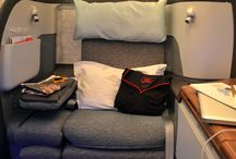 Cathay Pacific First Class / Cathay Pacific First Class