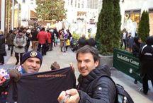 New York / Para registrar a viagem de Natal que fiz com meus filhos Vinícius e Bernardo à New York em 2014.