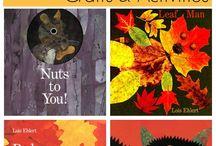 Autumn Kids / by Rebecca Adeney