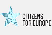 Citizens For Europe / Video 2D y 3D con el estilo #Storytelling