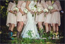 The Pyle/Wheeler Wedding / by Mylia LaPointe