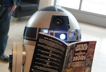 STAR WARS+++++ / Science fiction Dr. Who, Tardsis , rtc. / by Judy Sartori