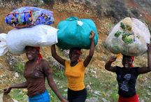Haiti's people / The beauty and contrasts of Haiti and the challenges face by its people