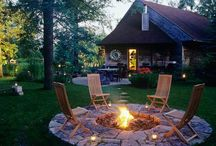 Fire Pits / by Kelly Taylor