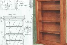 Woodworking ideas/plans for the hubby! / by Paula Dishman Smith