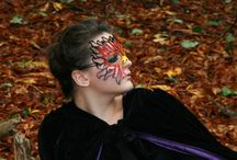 leather masquerade masks
