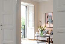 Lounge/kitchen/dining floor