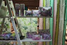 Il mio negozio  / Negozio di colori, resina e tendaggi