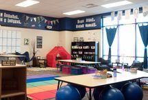Classroom designeration / Design